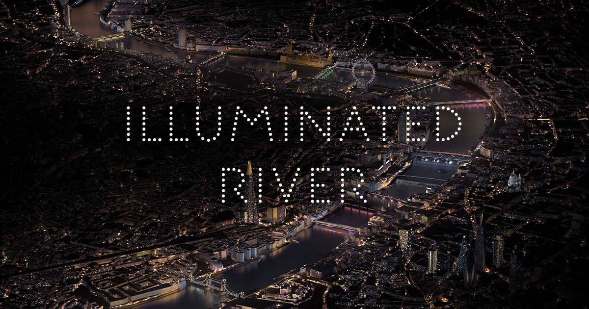 Illuminated River: A public art commission to light up to 15 of…