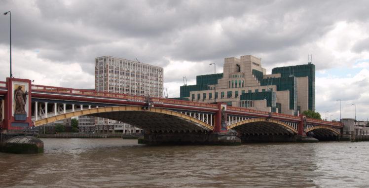 Vauxhall Bridge | Illuminated River