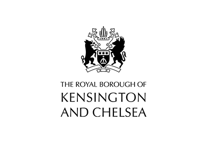The royal borough of kensginton and chelsea white
